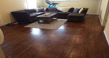 Epoxy flooring) Florida