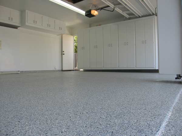 What are the Different Types of Epoxy Floors?