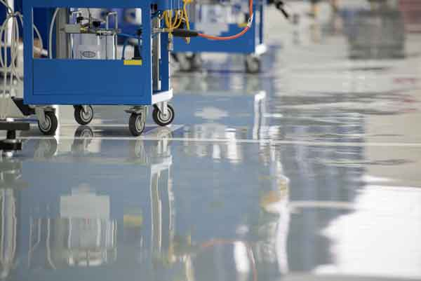 Why Epoxy Floors are so Good for Commercial Applications