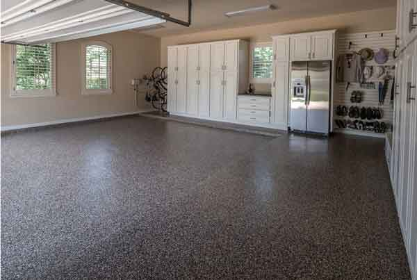 Why Epoxy Floors are so Much Better than a Bare Concrete Floor