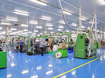 Factory Epoxy Flooring Customization